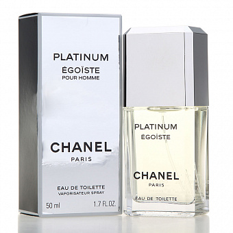 Chanel Egoist Platinum