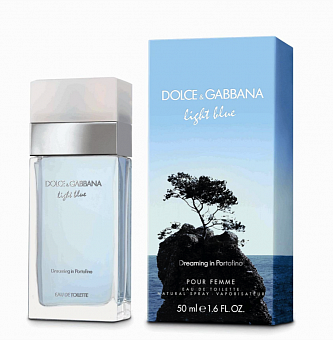 Dolce&Gabbana Light Blue Dreaming in Portofino women