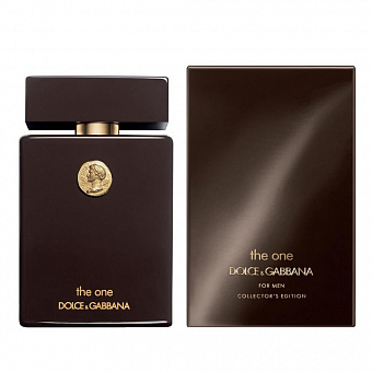Dolce&Gabbana The One Collector's Edition Men