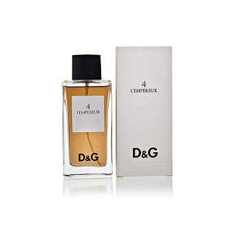 Dolce&Gabbana Anthology 4 L'empereur