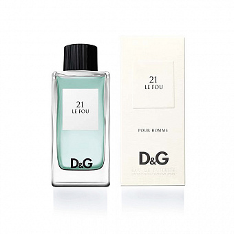 Dolce&Gabbana Anthology 21 Le Fou