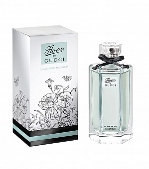 Gucci Flora by Gucci Garden Collection: Glamorous Magnolia