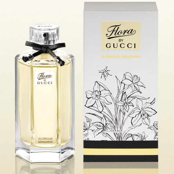 Gucci Flora by Gucci Garden Collection: Glorious Mandarin