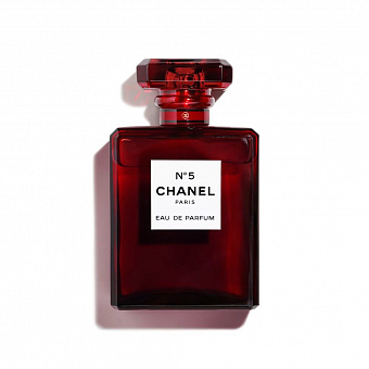 Chanel No 5 Parfum Red Edition