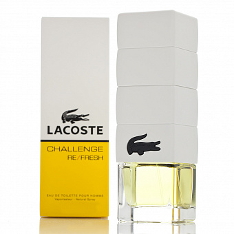 Lacoste Challenge Re Fresh
