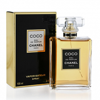Chanel Coco Black edp