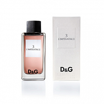 Dolce&Gabbana Anthology 3 L'Imperatrice